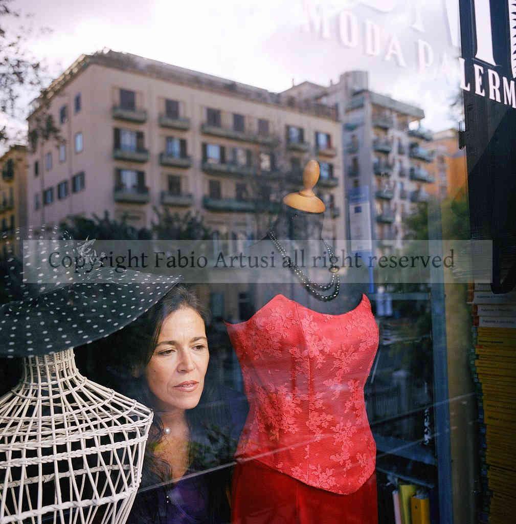 francesca di maria - stilista di moda e proprietaria dell'atelie