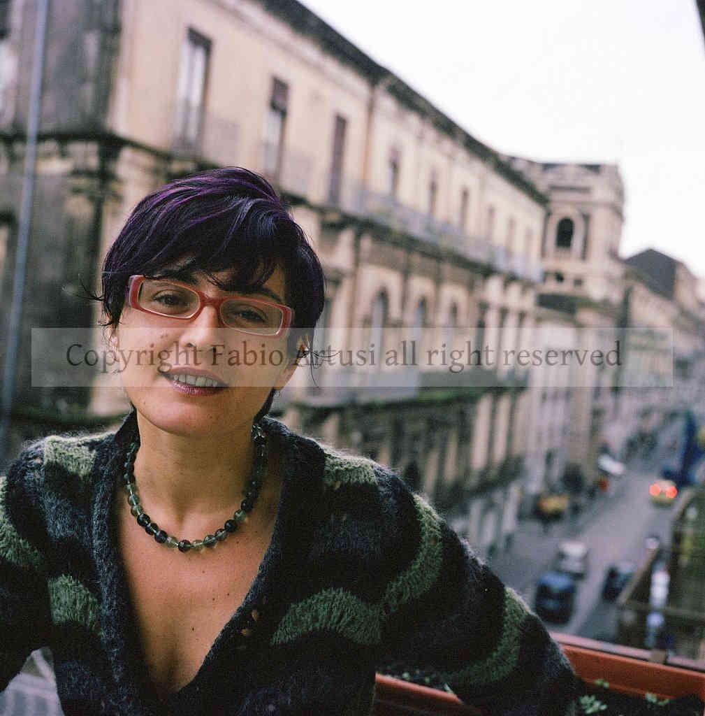 claudia zerbini - possiede un B&B nel centro di Catania