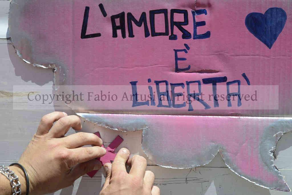 Gay Pride, Palermo